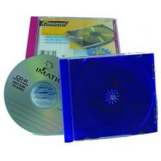 CAJAS VACIAS PARA CD PACK DE   25 UNID